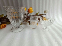 Glass Cup Making Machine Clear Color Drinking Snack Juice Cup