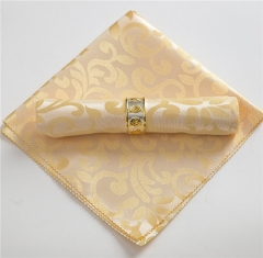 Wholesale Cheap Polyester Wedding Napkins For Banquet